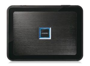 Black Alpine monoblock amp.