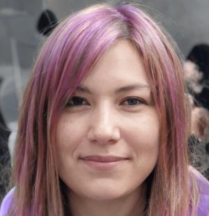 Sadie Davis, social media manager at On Track Audio